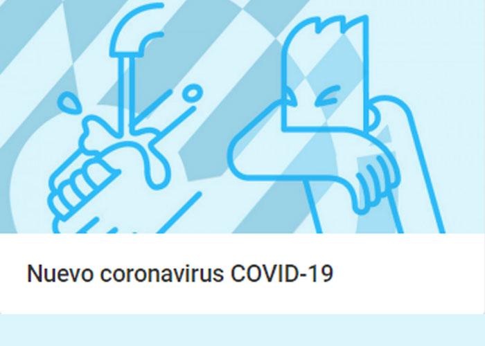 Lee más sobre el artículo Nuevo coronavirus COVID-19